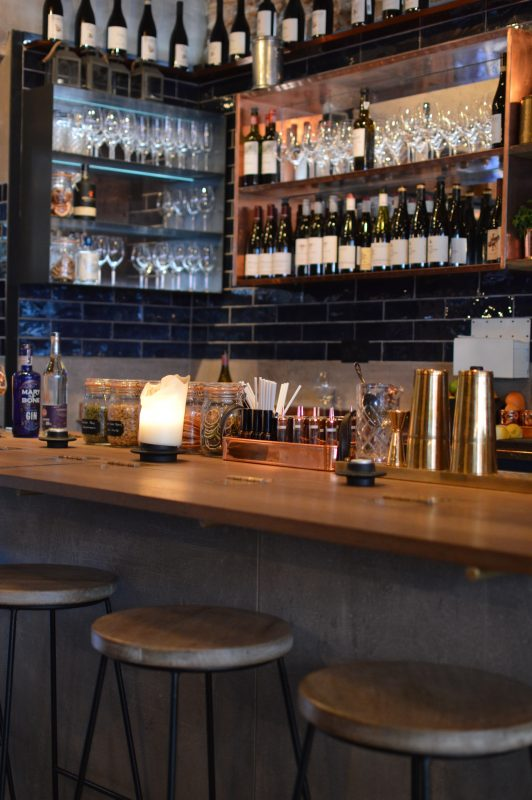 restaurant in Marylebone