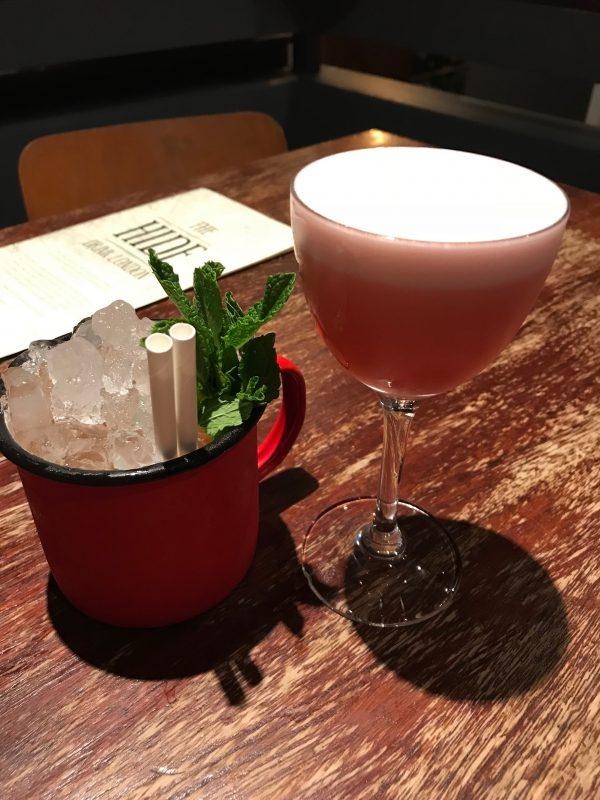 Hide Bar in Bermondsey