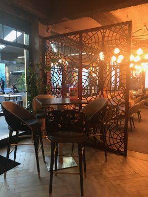 Jones Family Kitchen Restaurant in Belgravia