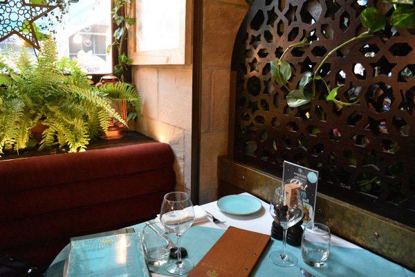 Maison Du Mezze Restaurant in Leicester Square