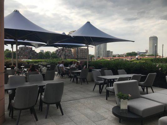 4 Degree Restaurant in Vauxhall