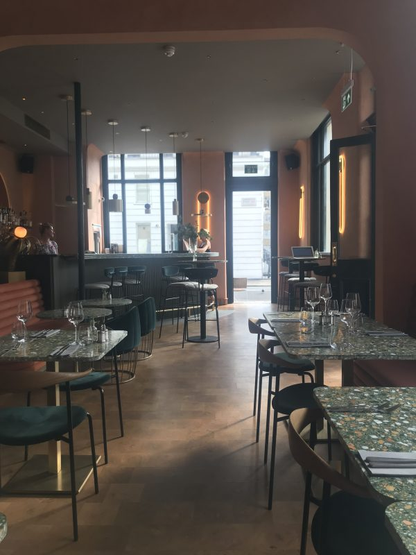 restaurant in Pimlico