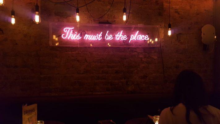 bar in Putney