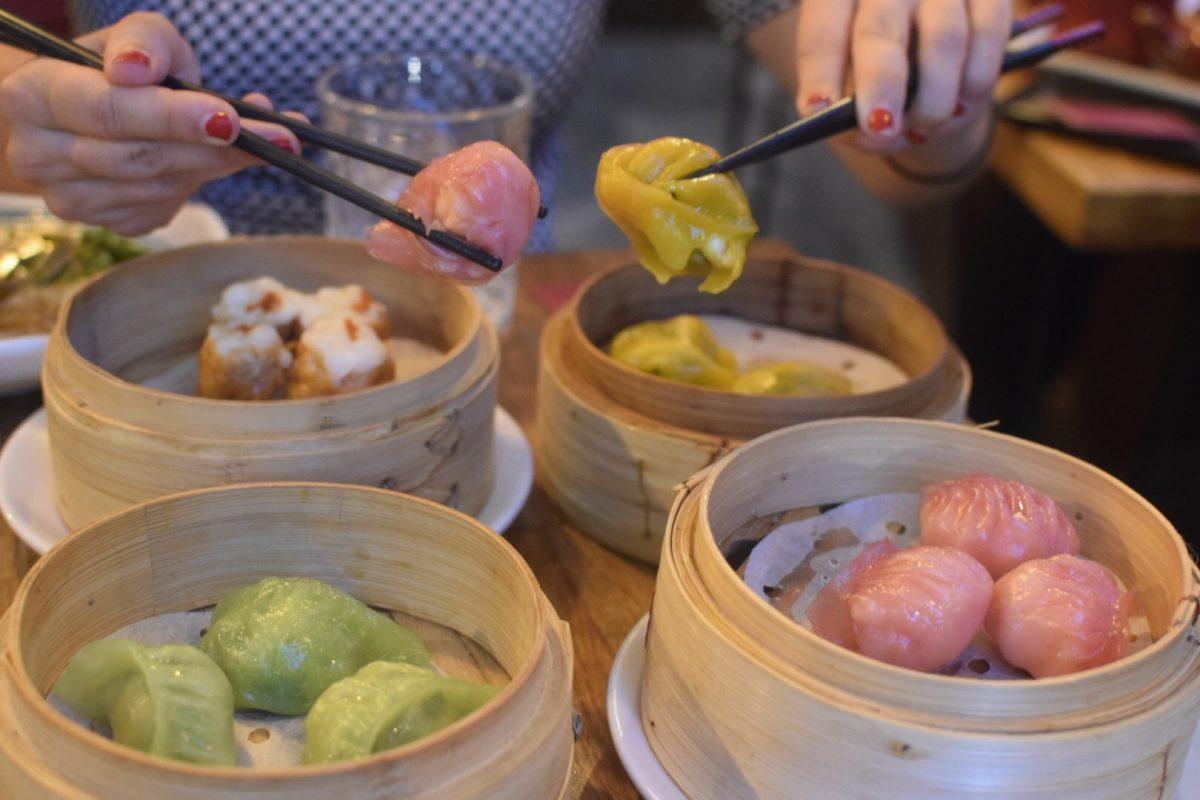 restaurant in Chinatown