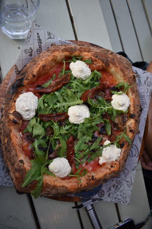 Purezza Vegan Pizza in London