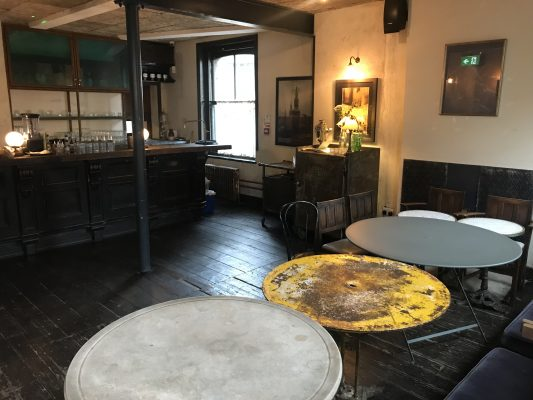 brunch in east london