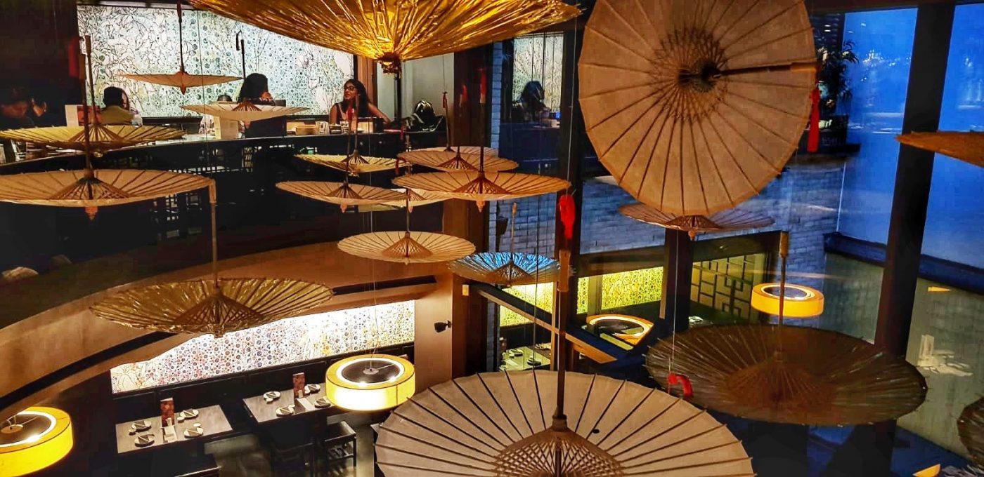 Ping Pong Dim Sum in Soho