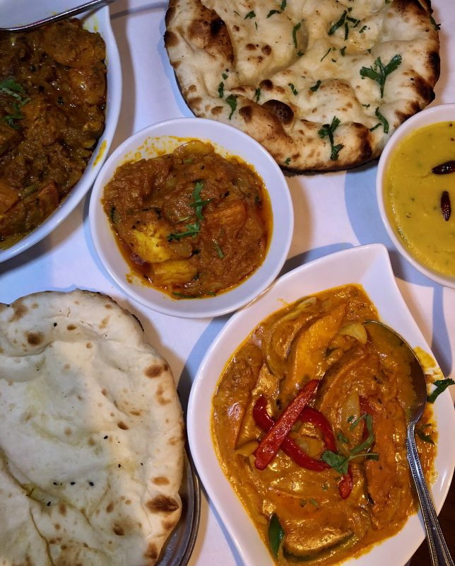 curry house in brick lane