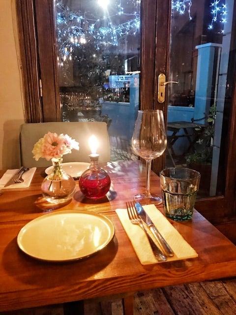 Wild Thyme Restaurant in Shepherd's Bush