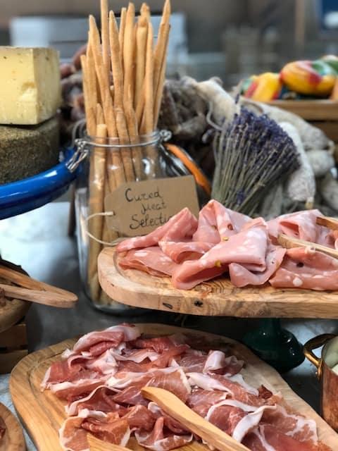 Cecconi's Italian restaurant in Shoreditch