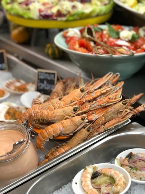 italian restaurant in Shoreditch