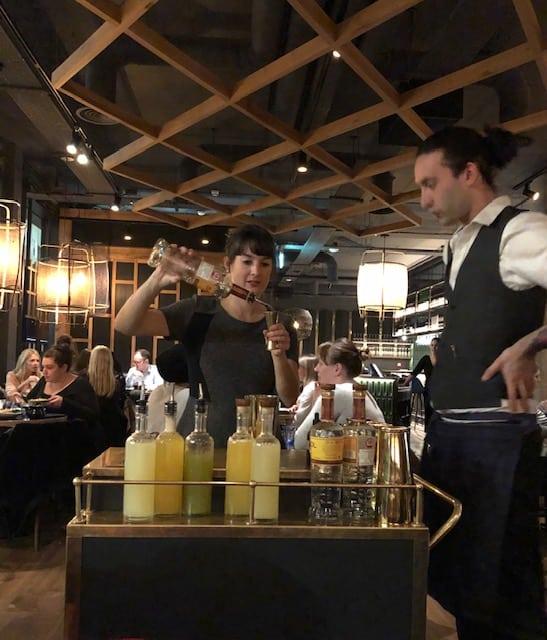 Flesh and Buns Japanese Restaurant in London