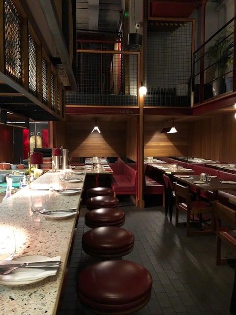 bbq restaurant in london