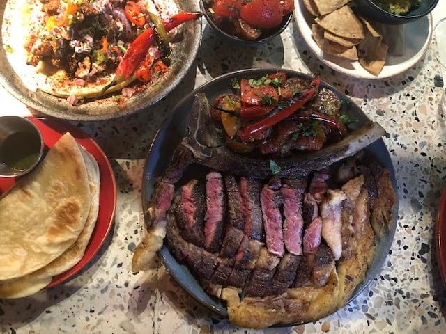 Temper BBQ Restaurant in London