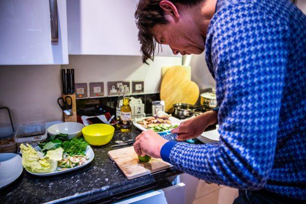 private chef in london