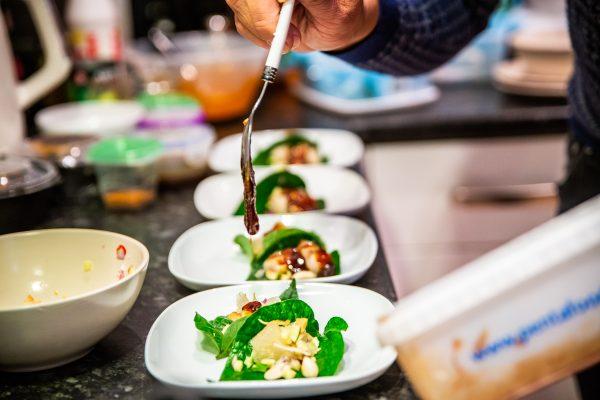 private chef in londonp