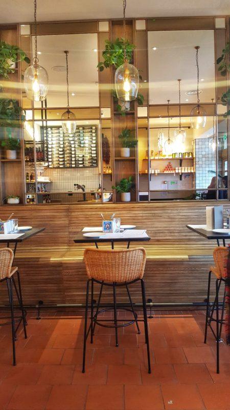 Brindisa Tapas Restaurant in Battersea