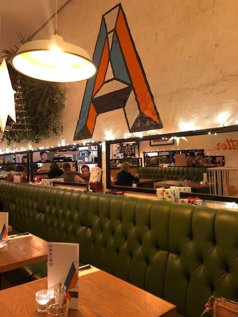 restaurant in balham