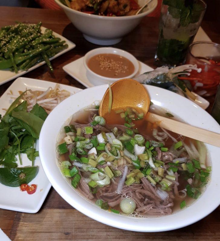 vietnamese restaurant in london