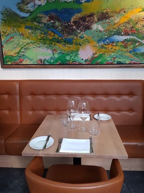restaurant in primrose hill