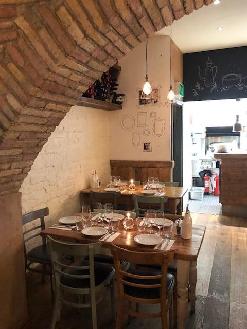 italian restaurant in chelsea