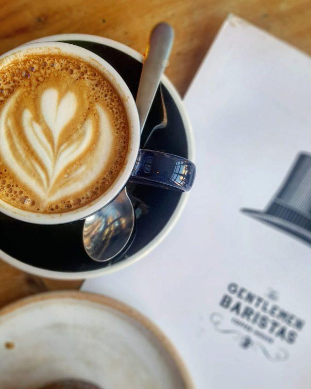 coffee shop in Borough