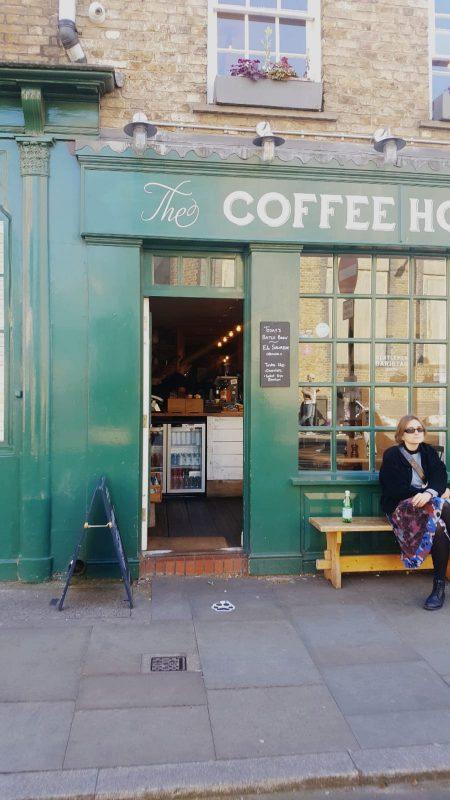 Gentlemen Baristas Coffee Shop in Borough