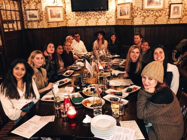 london bloggers events