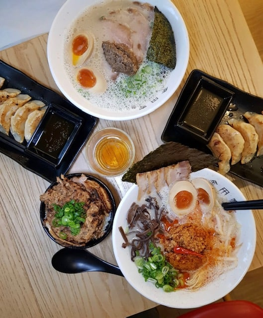 Japanese Ramen Bar in London