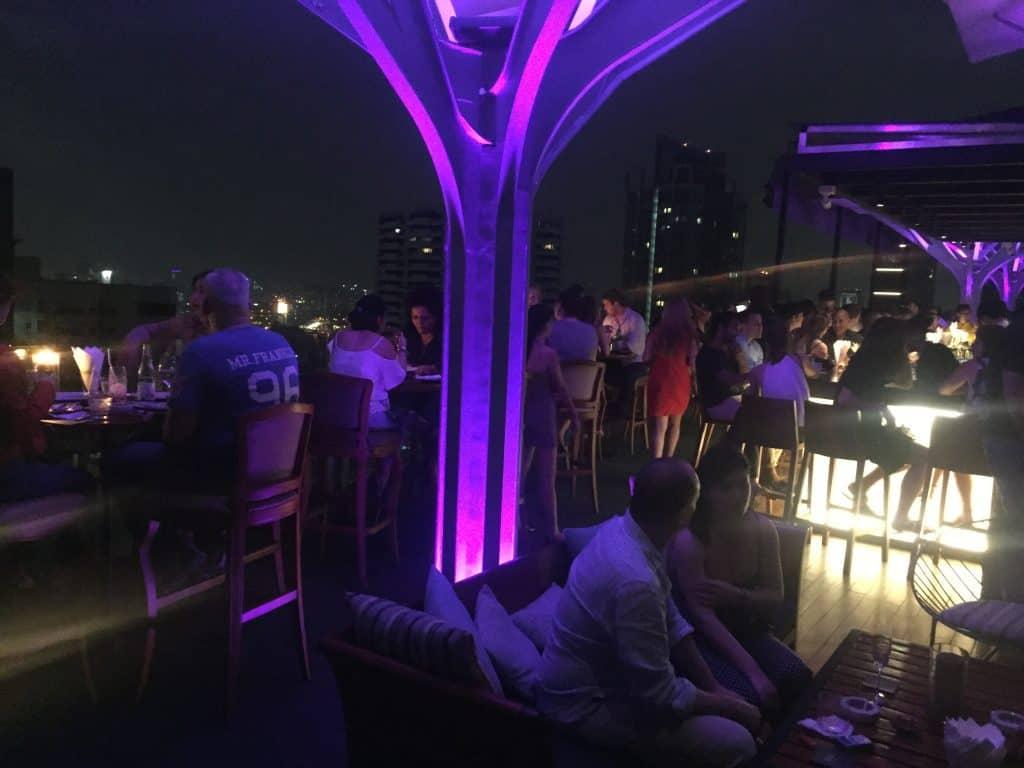 Above Eleven Bar Bangkok