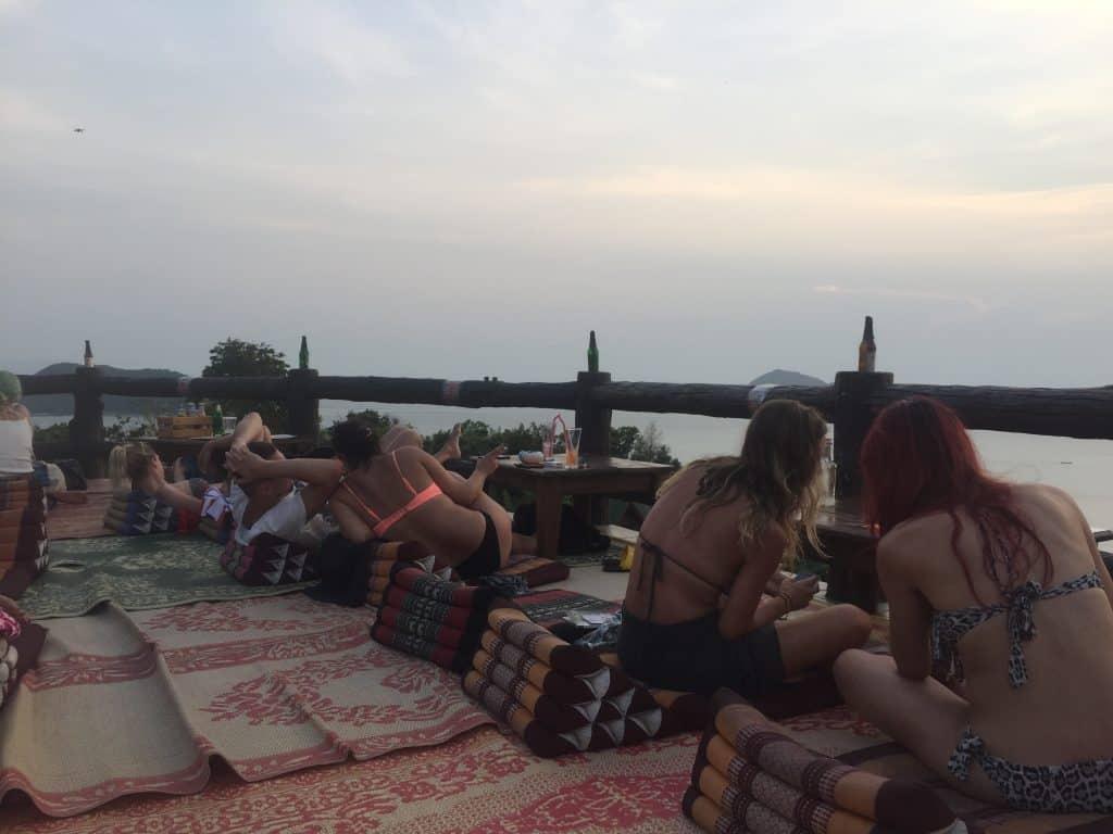 Bars in Koh Phangan