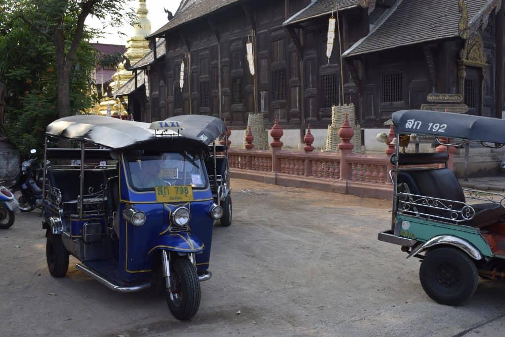 3 day Bangkok itinerary
