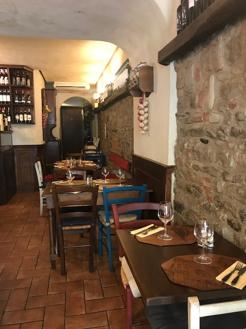 restaurants in florence