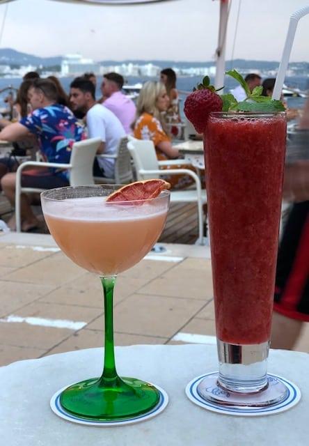 bars in ibiza