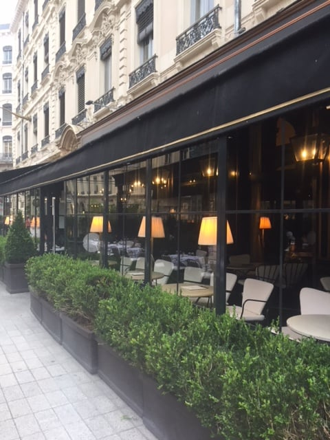 restaurants in lyon