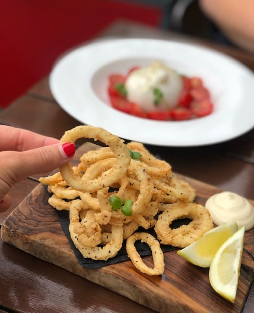 Italian restaurant near Tower Bridge