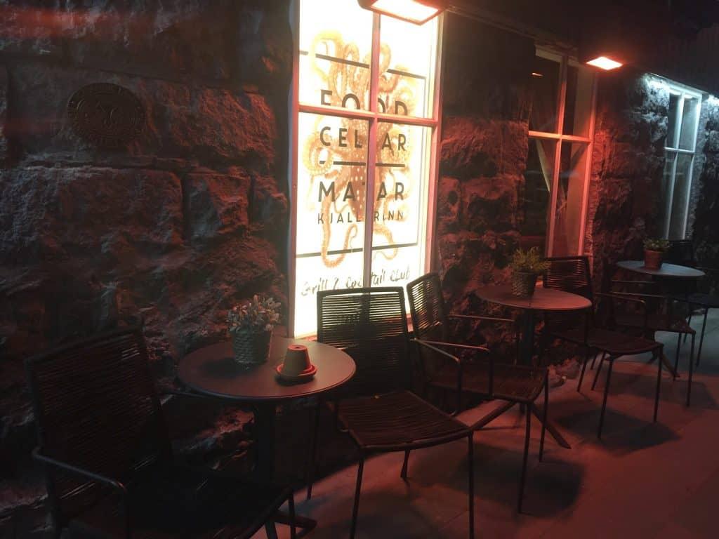 restaurants in reykjavik