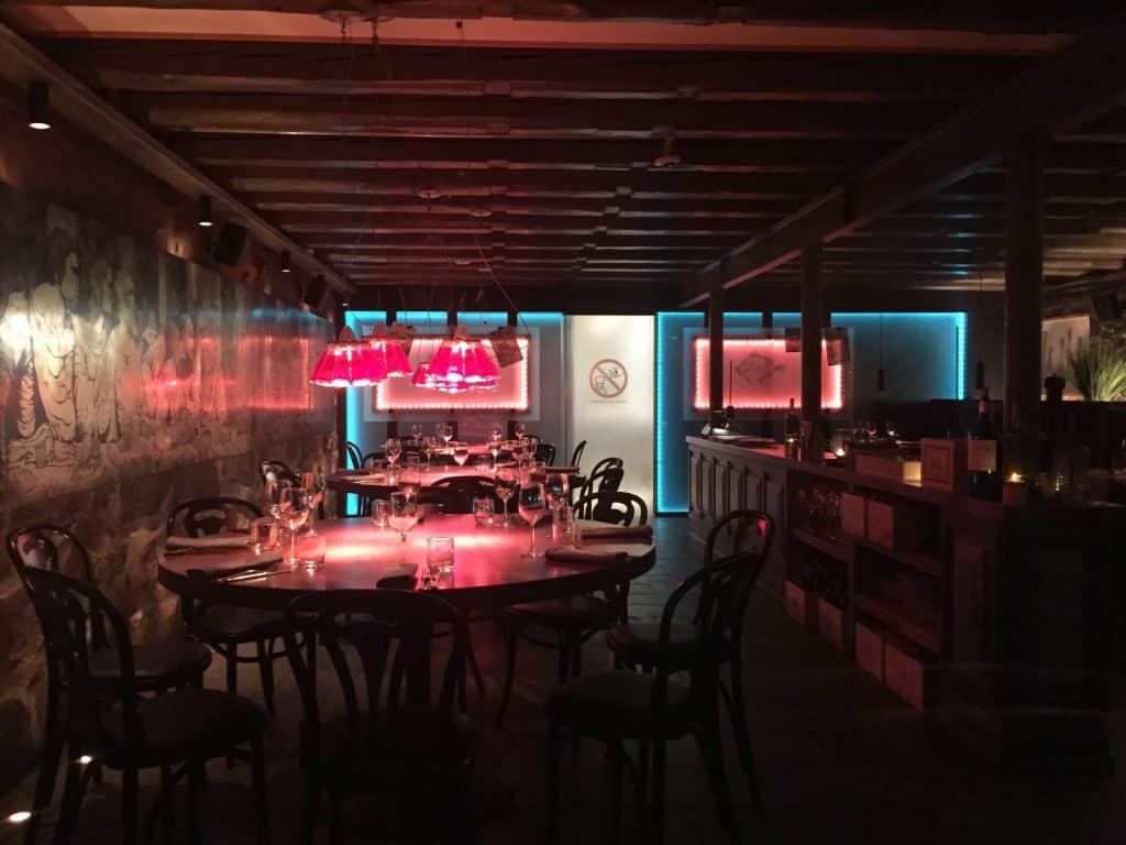 Restaurants In Reykjavik Matarkjallarinn London Food Blog