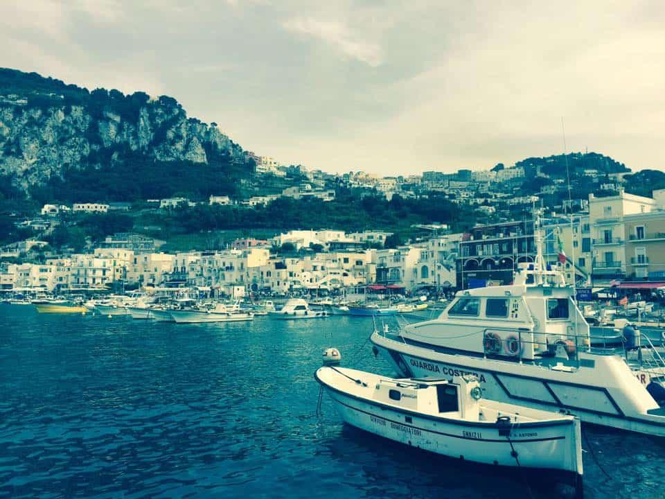 5 day Sorrento Itinerary