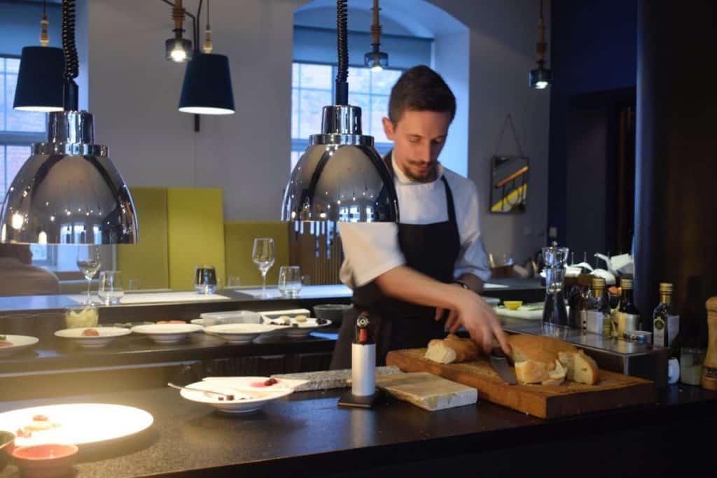 restaurant in Riga