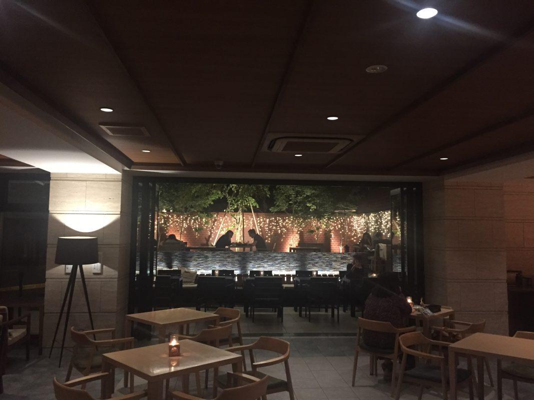 restaurants and bars in tokyo