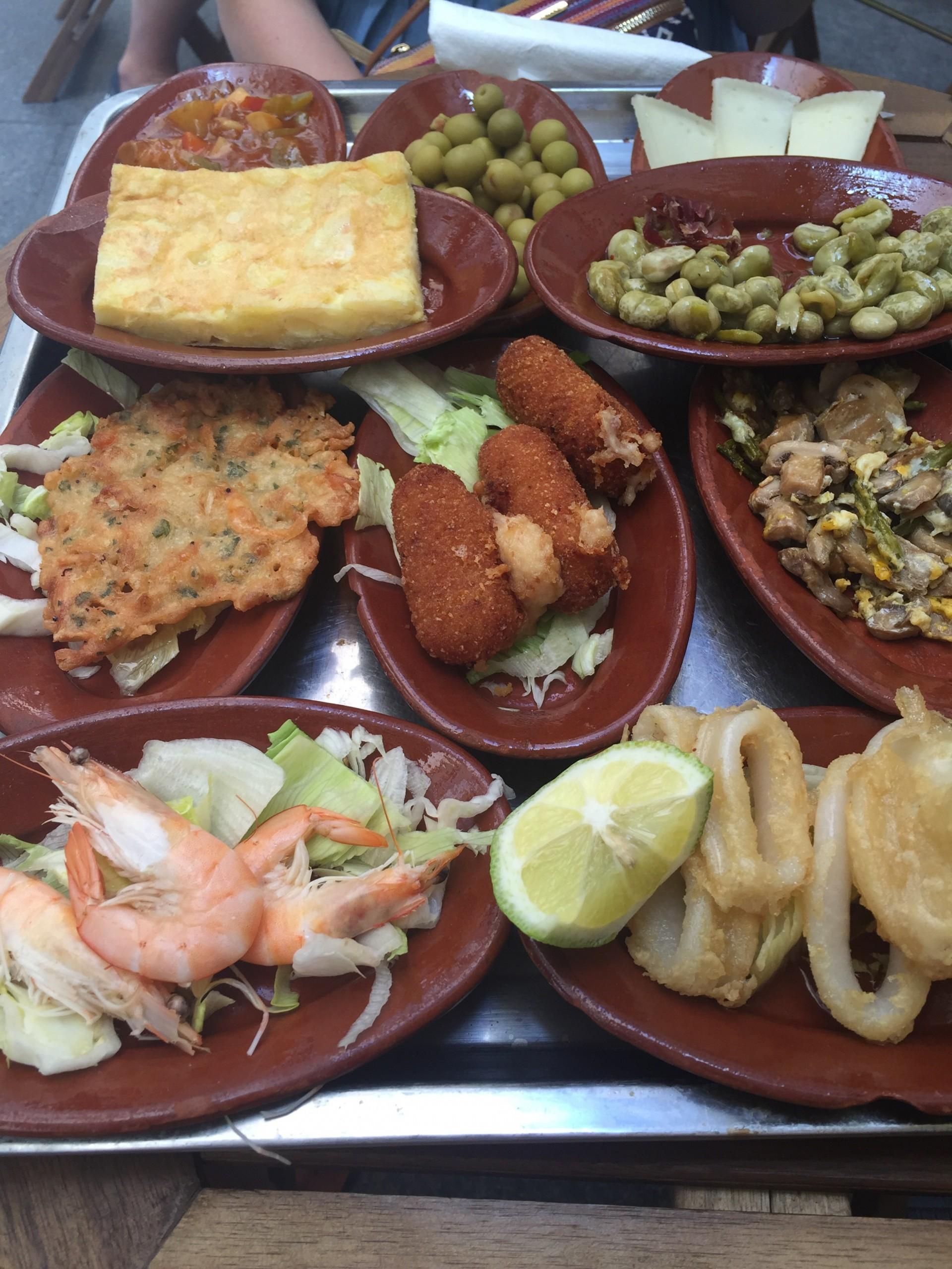 restaurants in granada