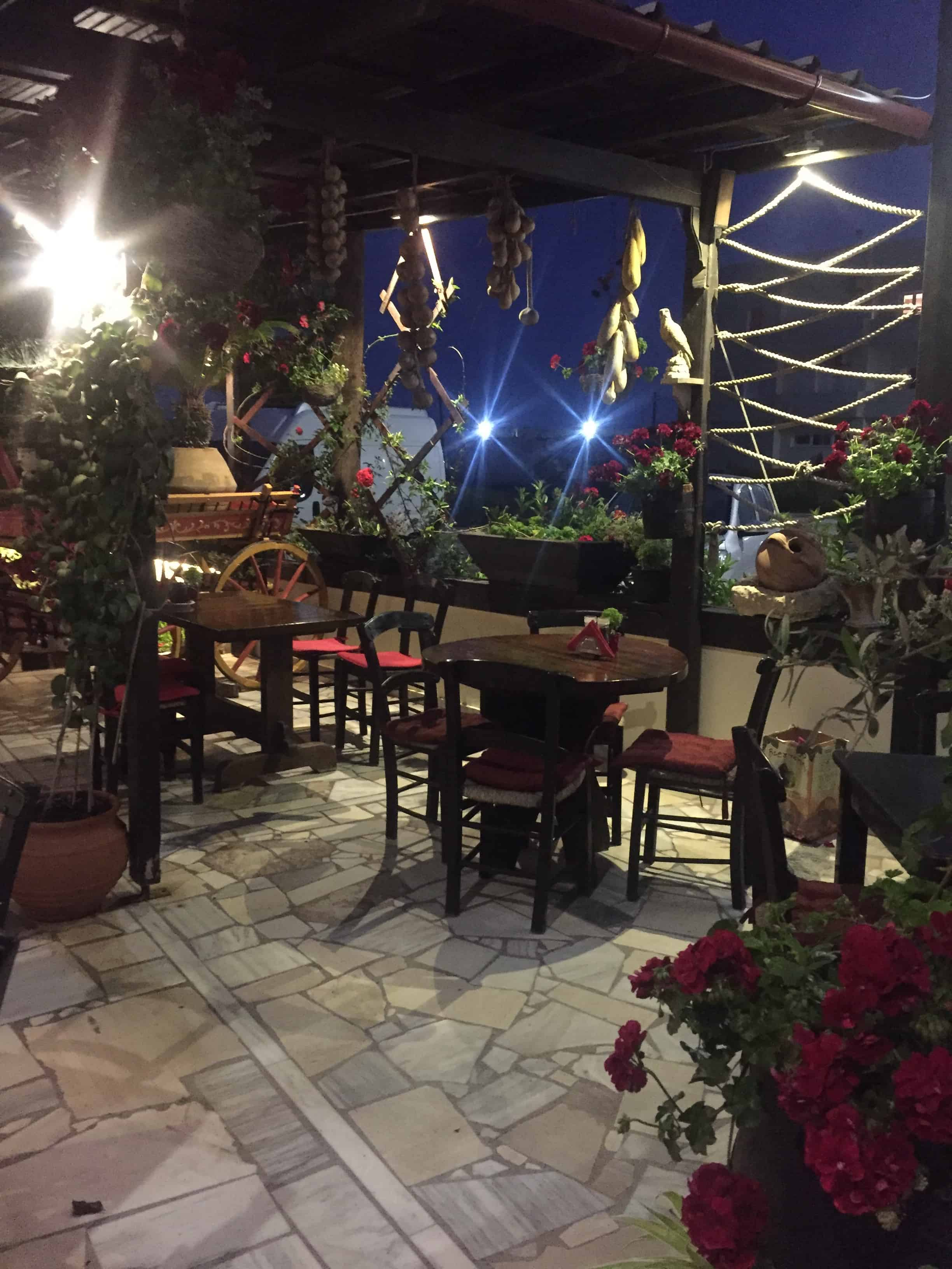 restaurants in heraklion