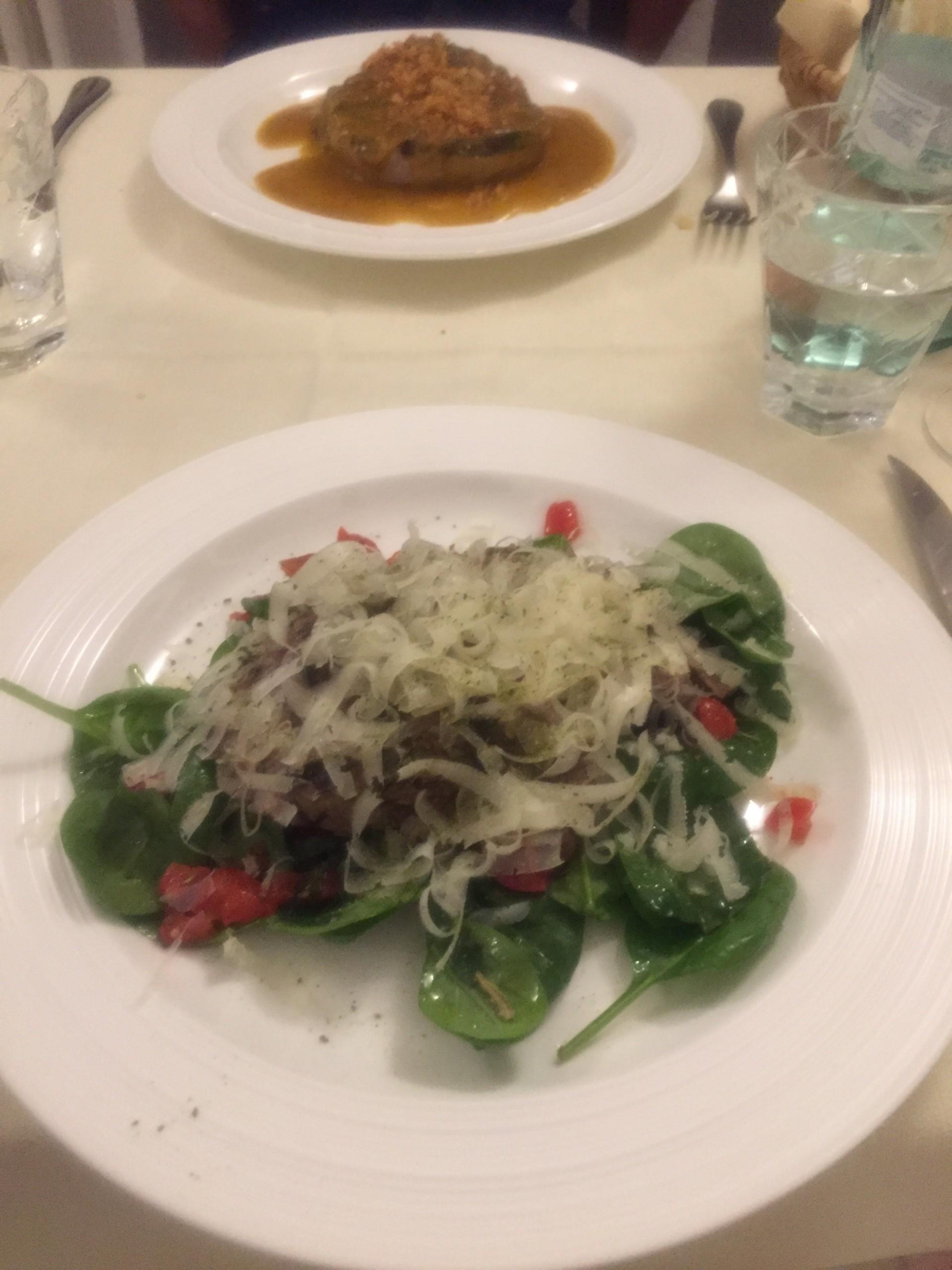 Restaurants in Varenna