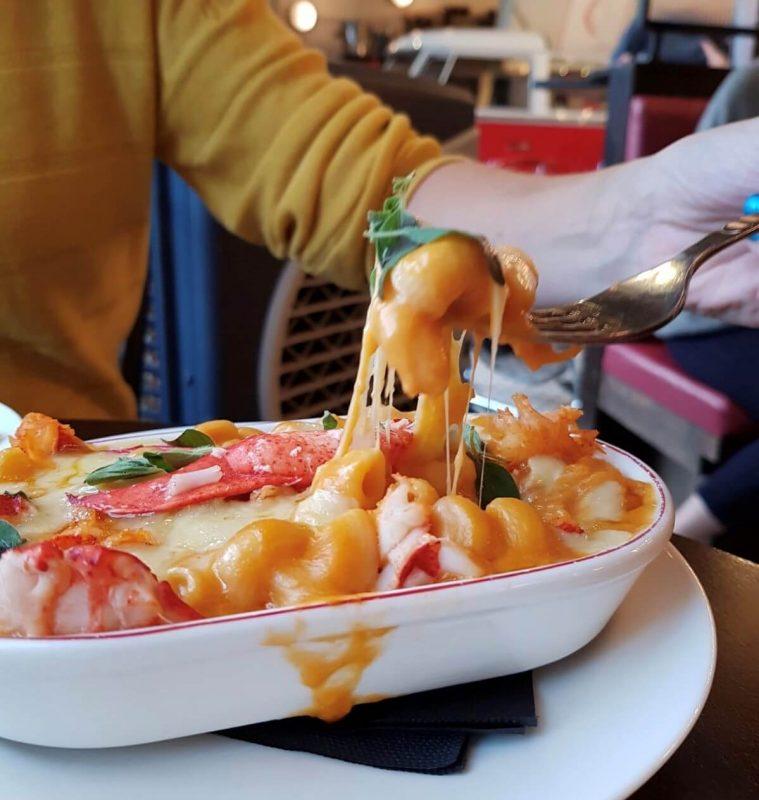 seafood restaurant in london bridge