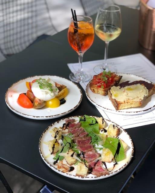 italian restaurant in covent garden