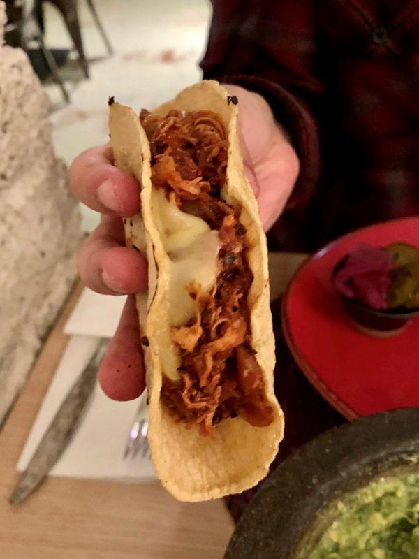 mexican restaurant in shoreditch