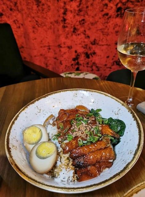 restaurant on southwark street