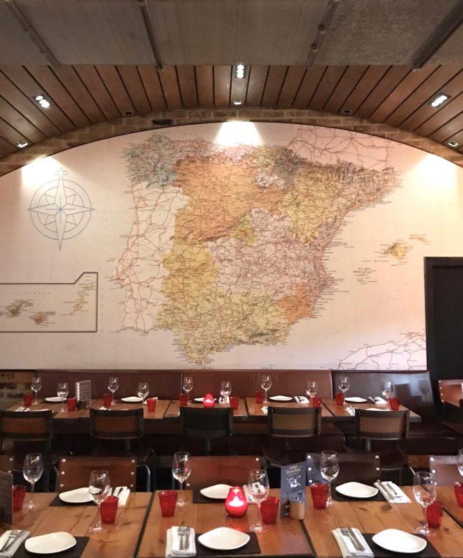 tapas restaurant in monument