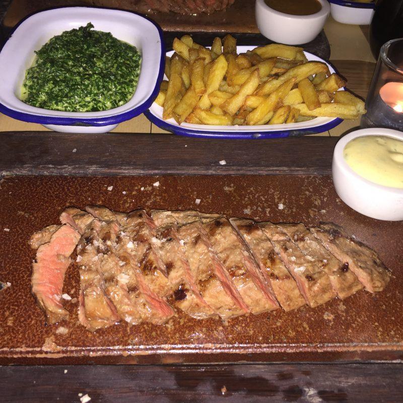 best steak restaurants in london